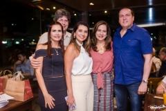 Lorena Pouchain, Lúcio Bonfim, Márcia Travessoni, Martinha e George Assunção