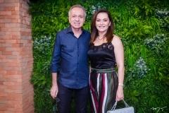 Tadeu Costa e Lúcia Praciano