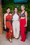Themis Briand, Márcia Travessoni e Natasha Brígido