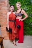 Themis Briand e Natasha Brígido