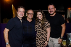 Darlan carvalho, Tim Gomes, Joyce Gomes e Adames Gomes