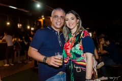 Hugo e Patrícia Buarque