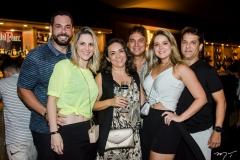 Júlios Costa, Larissa Gurgel, Fabiola Parente, Vander Barros, Juliana Barros e Edoson Capelo