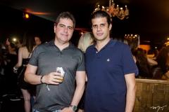 Marcelo Faria e Bruno Borges