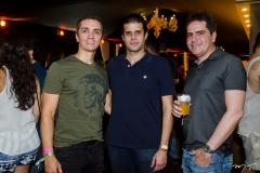 Marcelo Mafrutas, Bruno Borges e Marcelo Faria