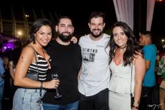 Rafaela Uchoa, Luiz Vitor Torres, Luiz Camara e Lara Morais