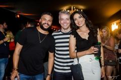 Vinícius Mascarenhas, Layre Rosado e Maria Alice Porto