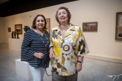 Etel Rios e Gabriela Castro