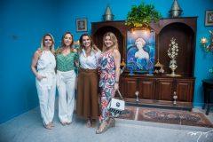 Germana Cavalcante, Ana Puala Daud, Márcia Travessoni e Silvana Guimarães