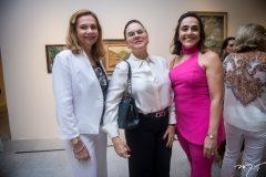Rose Batista, Denise Cavalcante e Denise Sanforde