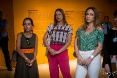 Visita Guiada à exposição de D. Yolanda Queiroz
