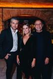 Carol e Gustavo Rabello e Paulo Borges