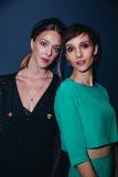 Nathalie Edenburg e Isabel Hickmann