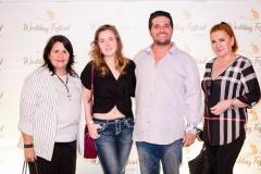 Ivana Castro, Isabela Ney, Pedro Gurjão e Cláudia Rebouças