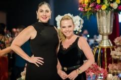 Izabela Fiuza e Branca Mourão