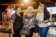 Lan Cabra, Alódia Guimarães e Jessika VIeira