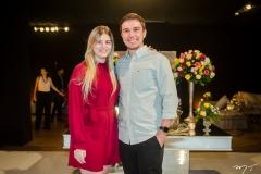 Mariana Linhares e Italo Rodrigues