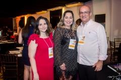 Walfania Tavares, Suzane e Paulo Figueiredo