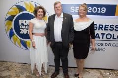 Amazile Toscano, Fernando E Suzel Noiven