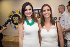 Ana Silvia Reis E Ana Santa Cecília