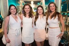 Andriele Mel, Bruna Shu, Thais Fahl E Fernanda Böing