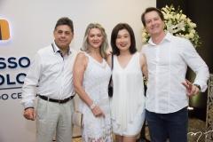 César Hugo E Marta Lopes, Suzana E Everton Hinterholz