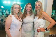 Fernanda Guidolin, Melissa Bisi e Tatiane Müller