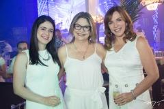 Júlia Melo, Angela Duarte e Leila Azevedo