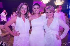 Liziane Campos, Mailze Campos e Kirla Poti