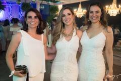 Maria Fernanda Guimarães, Mariana Fraga e Viviane Sousa