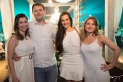 Patricia Pine, Igor Ferreira, Fernanda Sanchez E Marina Veira