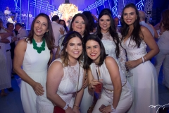White Party Encerra Congresso De Reumatologia