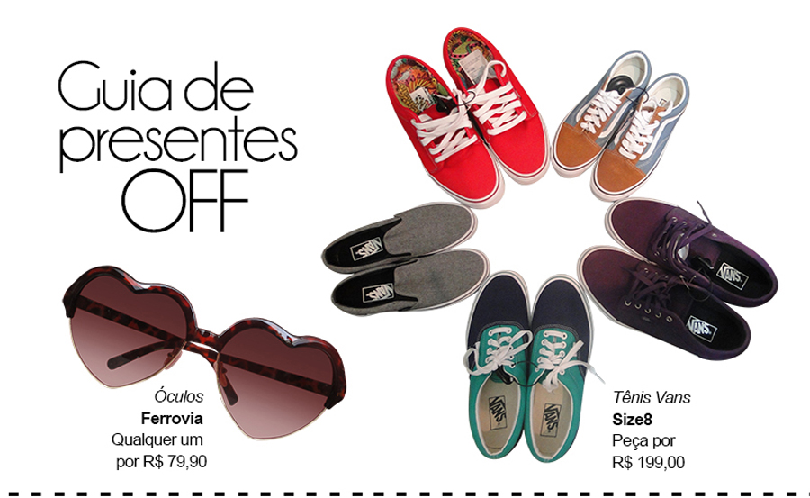 Presentes no OFF Outlet Fashion Fortaleza!