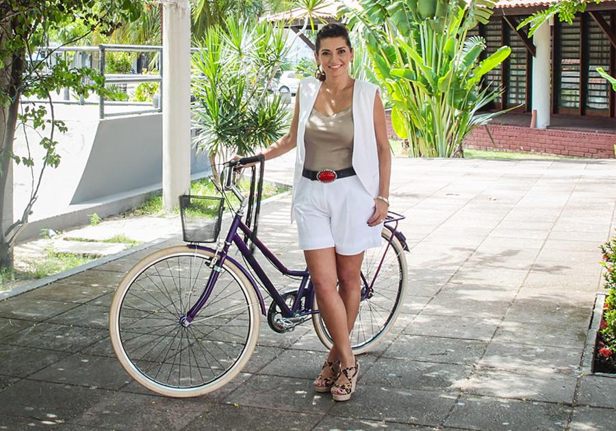 #PublisherLook | Alfaiataria pra pedalar