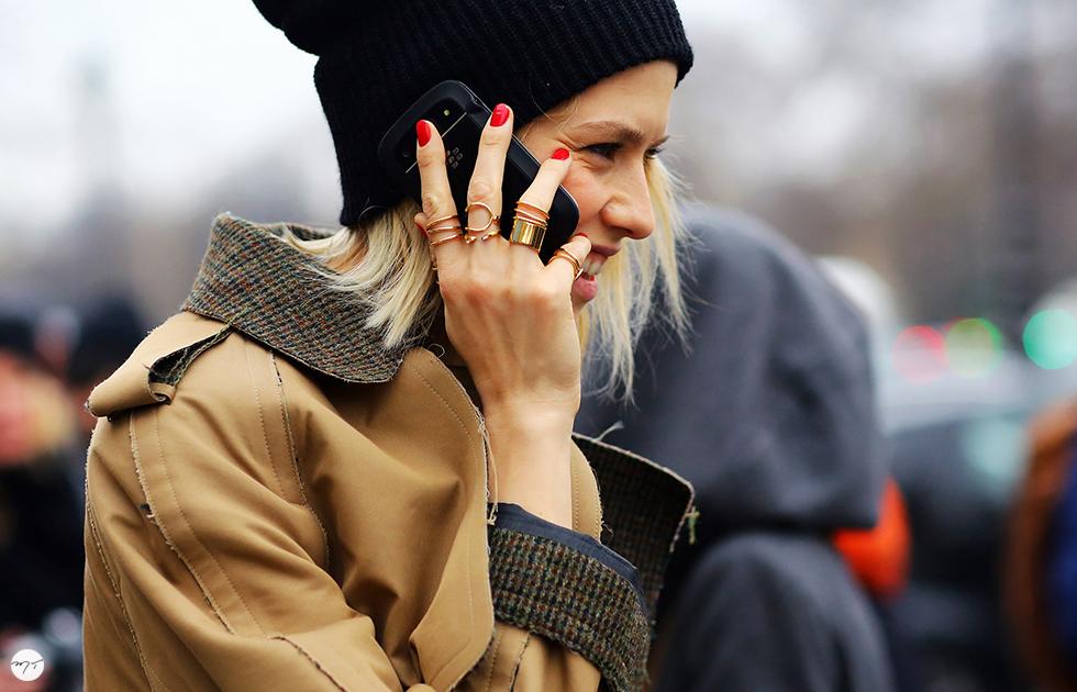 #Tendência | Lots of rings!