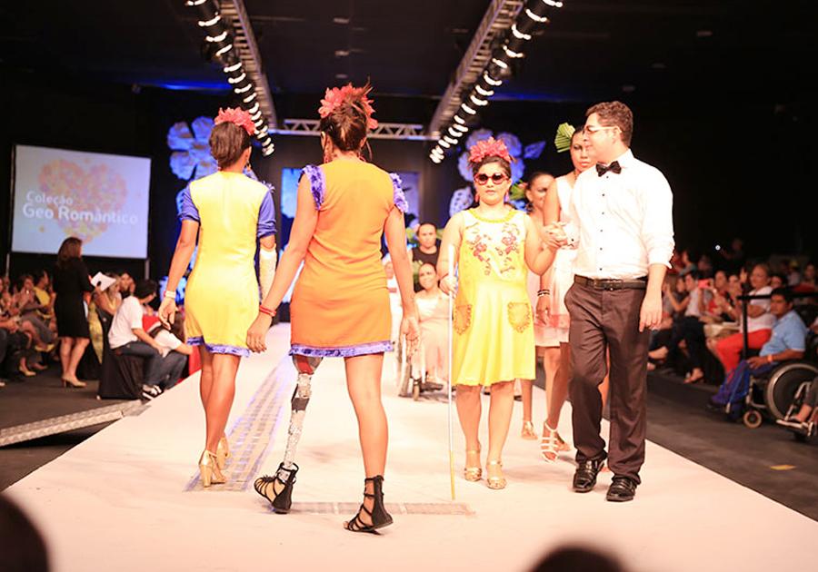 Moda inclusiva no Ceará Summer Fashion