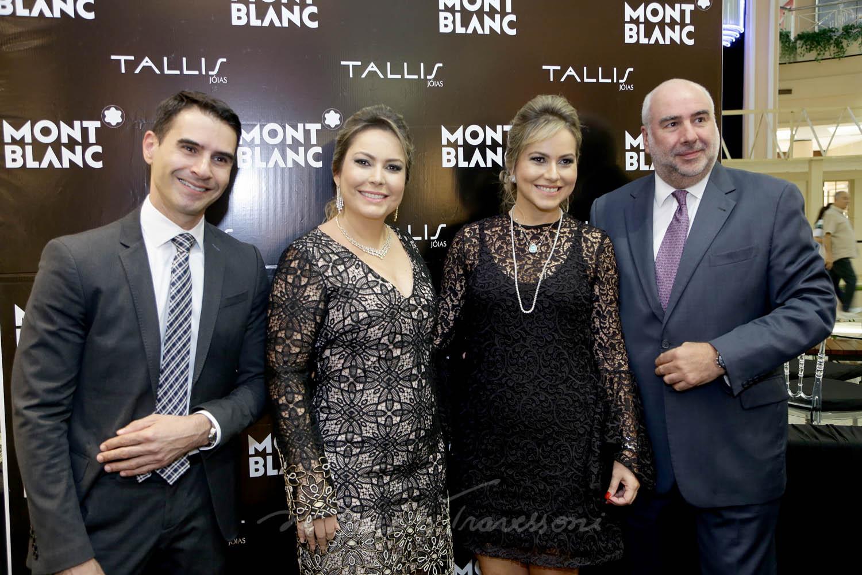 Tallis Joias ganha Espaço Montblanc