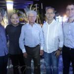 Rafel Barbosa , Jocielton Aquino , Pio Rola , Pio Junior e Cid Filho