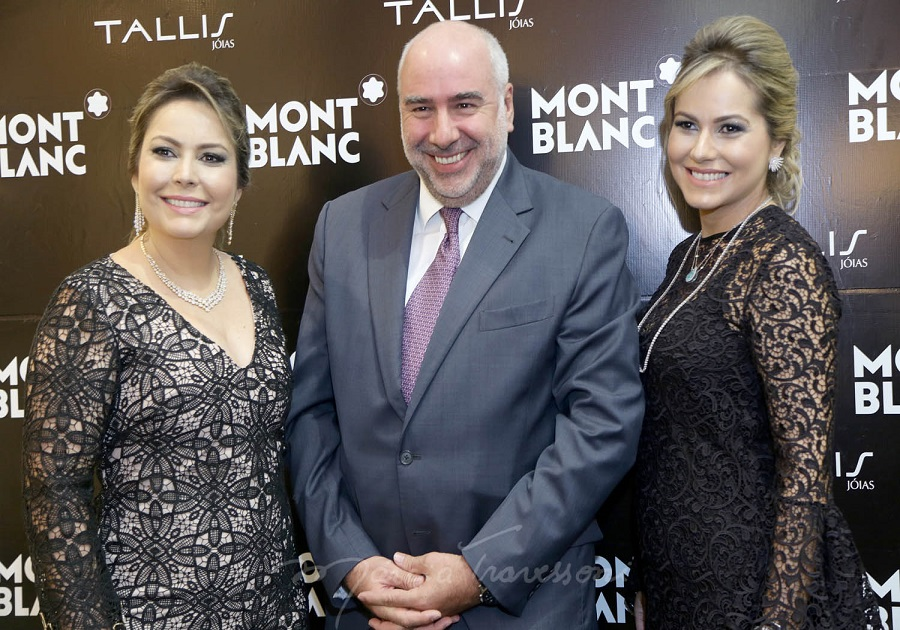 Alain dos Santos: mercado de luxo e exclusividades do shop-in-shop Montblanc