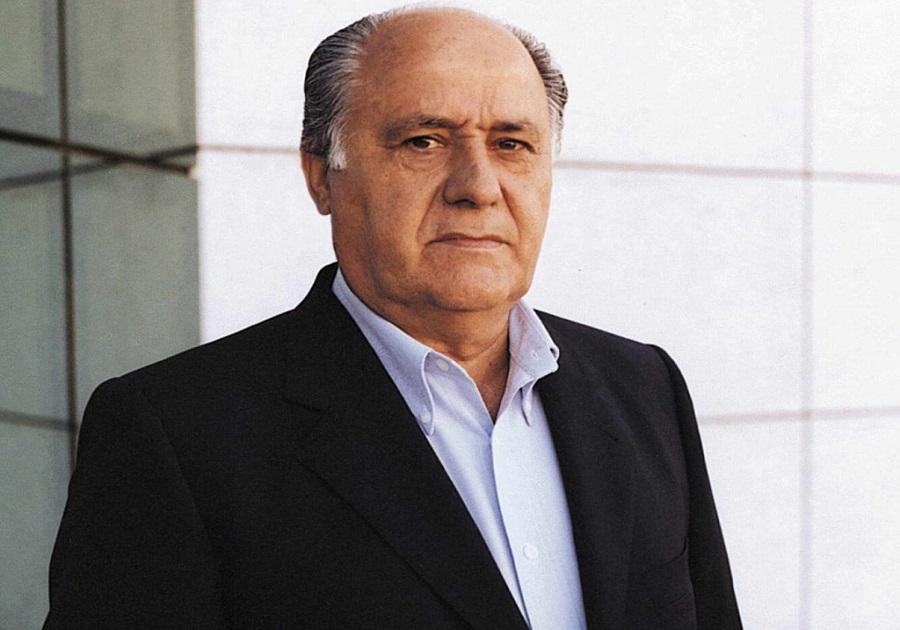 Dono da Zara é o mais rico do mundo!