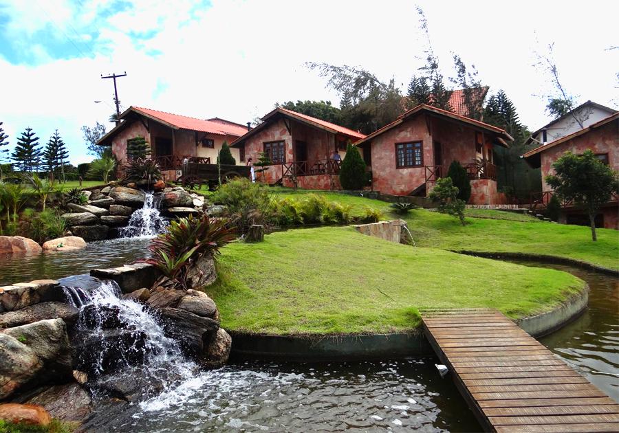Cinco hospedagens interessantes em Guaramiranga