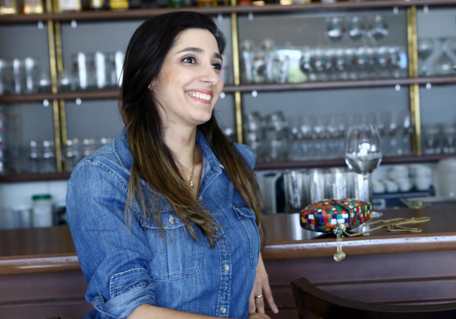 #Perfil | Moda e gastronomia com Catarina