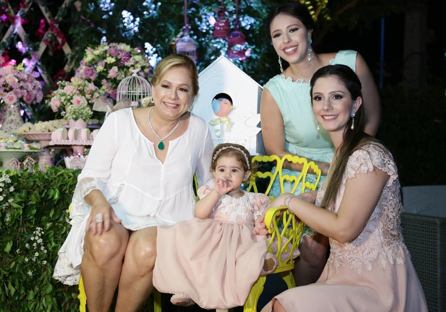 Aniversário de Maria Paula Rolim