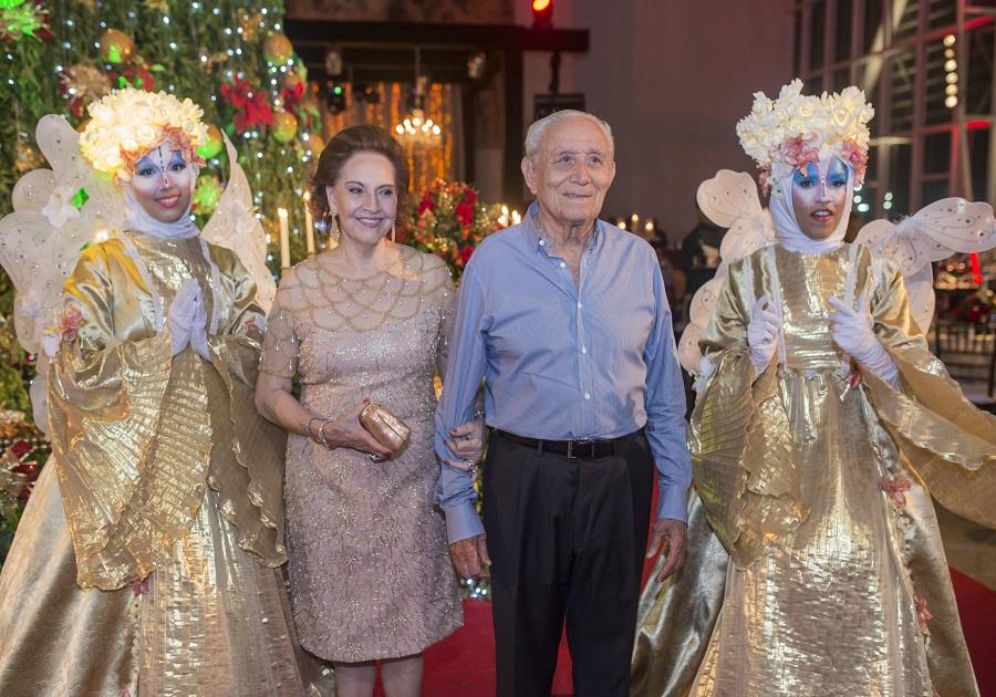 Jantar de Natal de Norma e Humberto Bezerra