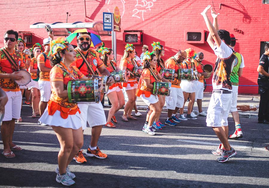 Pré-Carnaval | Blocos de Destaque do Fim de Semana