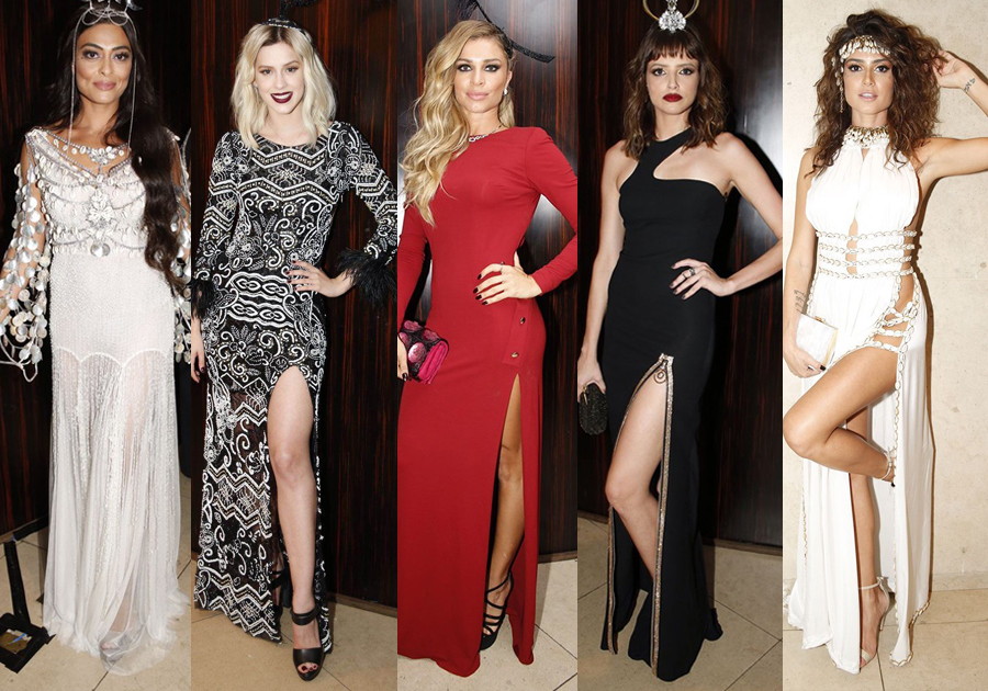 Noite de Gala no Baile da Vogue 2016