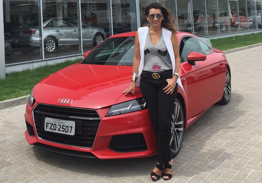 Brand Experience   Um fim de semana com o Audi TT