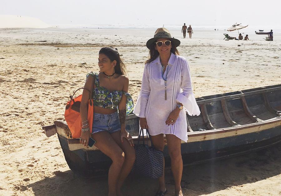 Um passeio de verão por Jerilicious