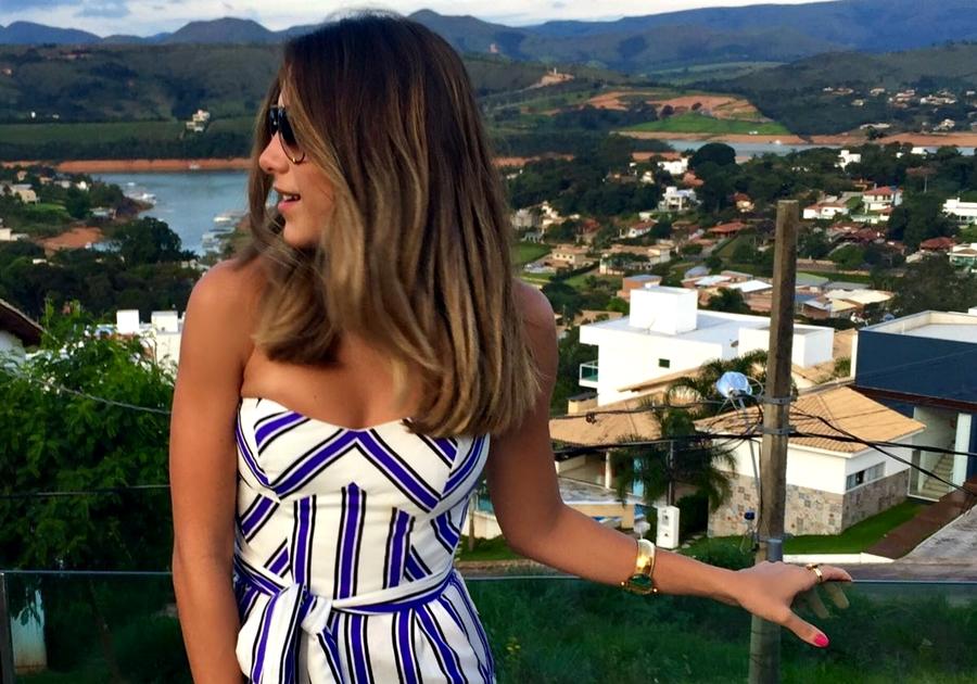 #GaleriaFolia | A paradisíaca Escarpas do Lago é a escolha de Alix Pinho