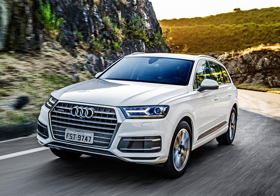 Sofisticação e Tecnologia do Q7 chegam na Audi Center Fortaleza